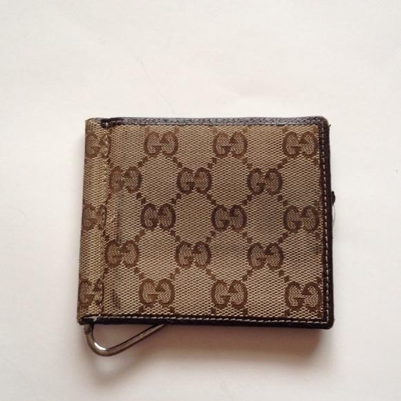 c9942c85c6bd Gucci Bags | Authentic Money Clip Cardholder | Poshmark